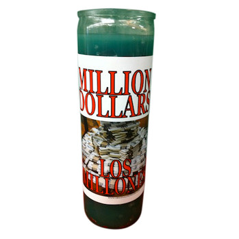 Bring Me The Millions Custom Scented Candle