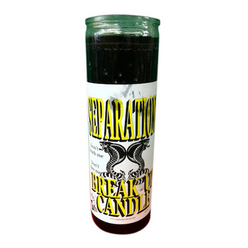 Separation Custom Scented Candle