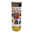 7 Machos Custom Big Al Candle