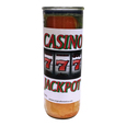 Casino Jackpot Custom Big Al Candle