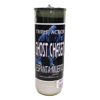 Ghost Chaser Custom Big Al Candle