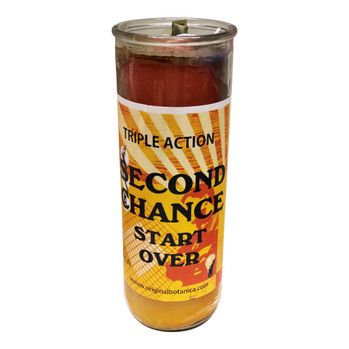 Second Chance Custom Big Al Candle