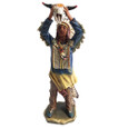 Indian Protector Statue 16""