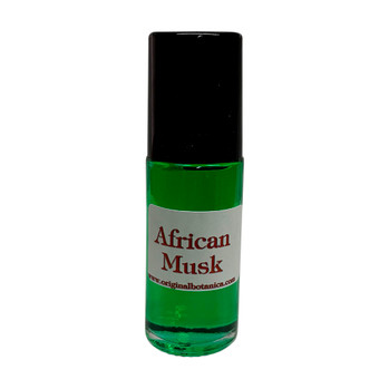 African Musk Type Oil