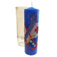 Overcome All Obstacles Candle