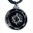 2nd Pentacle of Jupiter Amulet