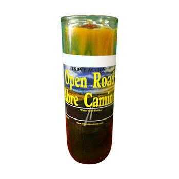Open Road Custom Scented Candle