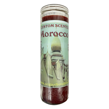 Morocco Custom Scented Candle