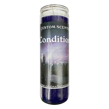 Condition Custom Scented Candle