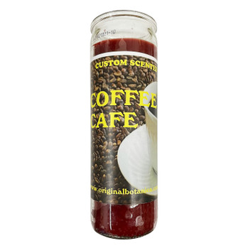 Coffee Custom Scented Candle