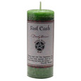 Fast Cash Mojo Pillar Candle