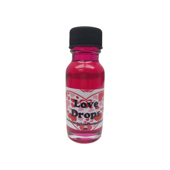 Love Drops Oil
