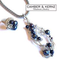 #pearl #jewellery #camberandkernz #jewellerymaking #jewellerylover #gemstones #handmadejewellery #jewellerydesign #jewellerydesigner #handmadegifts #birthstone #nightout #outout #partytime #beauty @camberandkernz