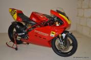 1993 Ducati Supermono #9