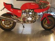 1986 Egli Ducati