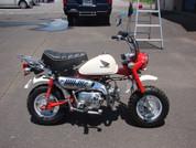 2007 Honda Z50 Monkey