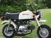 1986 Z50 Honda Gorilla