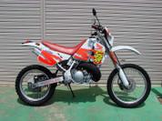 1991 Honda CRM250