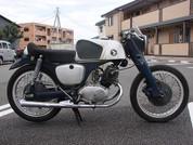 1960 Honda CB92R