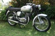 1967 Moto Guzzi Stornello