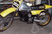Suzuki RM125N 1979