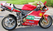 2001 Ducati 998S Bayliss Race/Rep