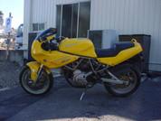 1990 Ducati 400SS