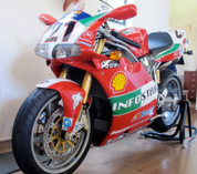 2002 Ducati 998 Bayliss