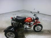 1982 Honda Z50 Monkey Trike