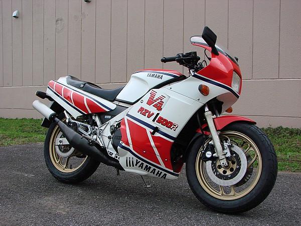 1985 RZV500
