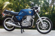 1986 Honda GB400 Special Edition