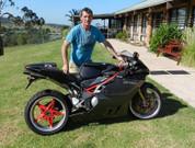 2002 Troy Corser MV F4 Senna