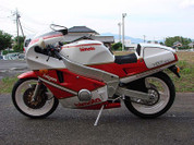1988 Bimota YB7