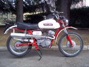 1972 Moto Guzzi Scrambler
