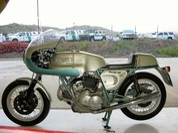 1974 Ducati SS Greenframe