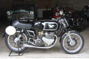 1953 Matchless G45