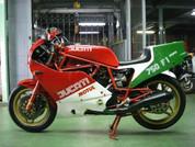 1985 Ducati 750 F1