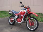 1983 XLV750R HRC