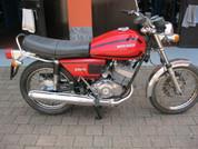 1975 Moto Guzzi 250 TS