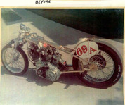 1965 Vincent Drag Bike