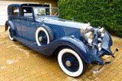 1934 Rolls Royce Phantom II