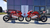 2004 Ducati 999S Display Bike