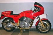 1985 Laverda SFC 1000