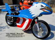 1976 Evel Knievel Stratocycle