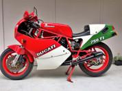 1987 Ducati 750 F1