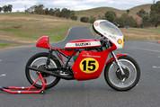 1972 Cal Rayborn TR500