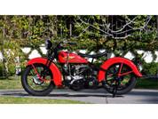 1934 ex-Steve McQueen Harley Davidson RL