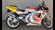 1991 Lucky Strike RGV250
