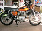 1971 Honda CL350 Scrambler