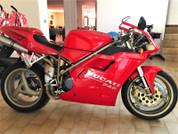 1995 Ducati 748